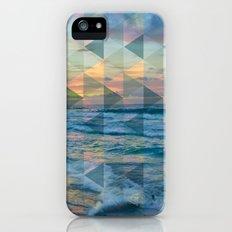 Beach mosaic Slim Case iPhone (5, 5s)