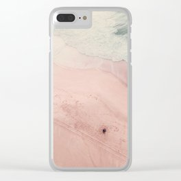 sea of love III Clear iPhone Case