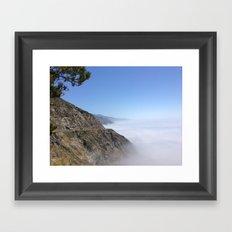 Big Sur Coast Framed Art Print