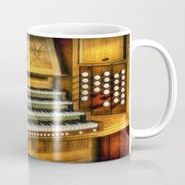 Church Organ Art Coffee Mug