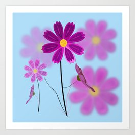 Flower 1 Art Print