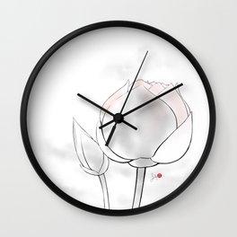 Inktober 2018: Gift Wall Clock