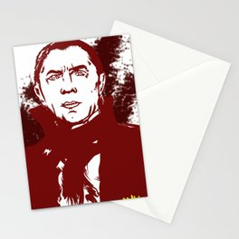 Count Dracula Bela Lugos Stationery Cards