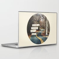 journey Laptop & iPad Skins featuring Journey by Brandy Coleman Ford