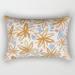 Splendid Adventure Pattern Rectangular Pillow