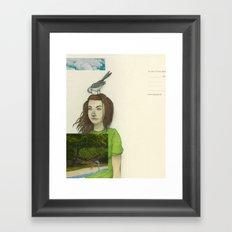 Glorious Sanitation Framed Art Print