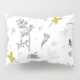 Flower passion Pillow Sham