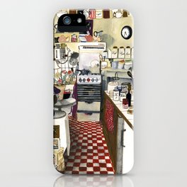 Kitchen iPhone Case