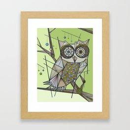 Sleeping's For The Birds! Framed Art Print