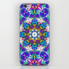 Drawing Floral Doodle G416 iPhone & iPod Skin