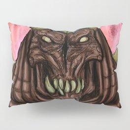 Fire Demon Pillow Sham