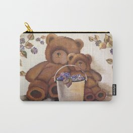 Beary Full Carry-All Pouch