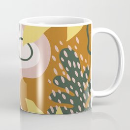 Floral Magic II Coffee Mug
