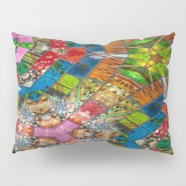 The Glass Path Pillow Sham