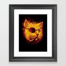 Irie Eye Framed Art Print