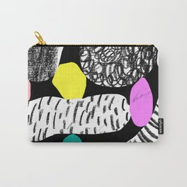 hidden treasures I black Carry-All Pouch