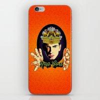 rap iPhone & iPod Skins featuring Rap God by RJ Artworks
