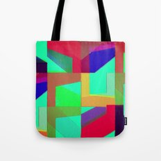 Colorful Truth. Green. Tote Bag