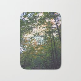 Sky forest Bath Mat
