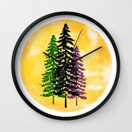 Lovin' Humboldt Wall Clock