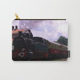 German Steam Train Carry-All Pouch