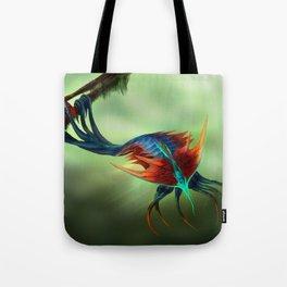Trilobite Squid Tote Bag