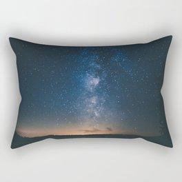 Milkyway Sunset Rectangular Pillow