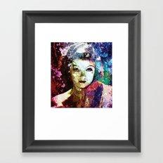Myrna Framed Art Print