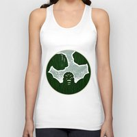 hulk Tank Tops featuring Hulk by Duke Dastardly