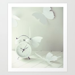 take time to dream! Art Print
