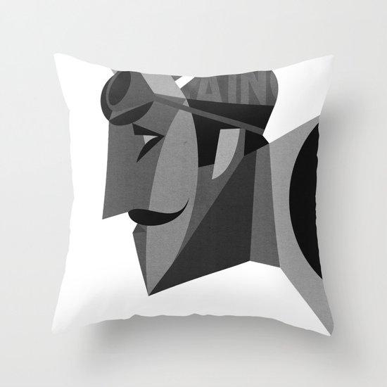 Maino Throw Pillow
