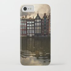 Postcards from Amsterdam Slim Case iPhone 7