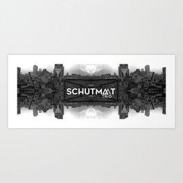 Schutmaat Trio Urban Art Print