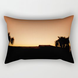 Fading Light Rectangular Pillow