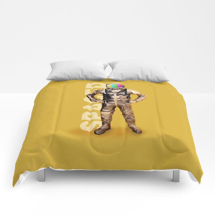 Spaced Comforters