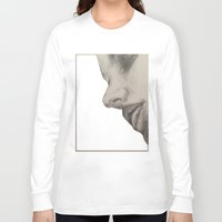 roman Long Sleeve T-shirts featuring Roman by Nikole Stark