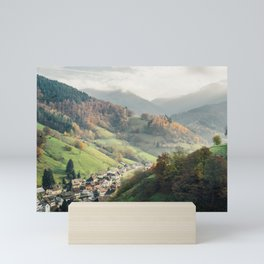 Schwarzwald Black Forest Mini Art Print