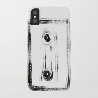 tape iPhone & iPod Cases featuring TAPE by Michela Buttignol