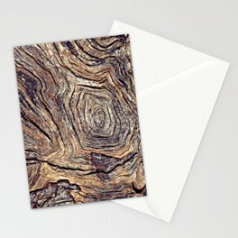 Tree Trunk Stationery Cards