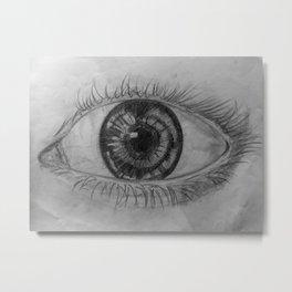 Eye of a Friend  Metal Print