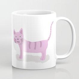 Pinky Cat Coffee Mug
