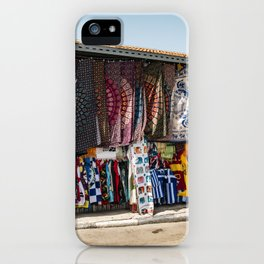Textiles in Athens iPhone Case