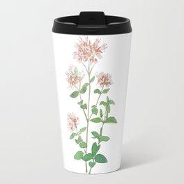 Oregano flower Travel Mug