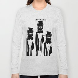 newyorker Long Sleeve T-shirt