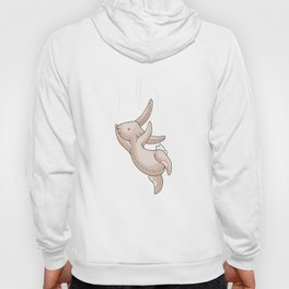 Falling Bunny 1 - Series Hoody