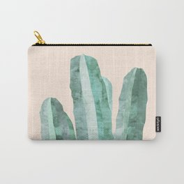 Painting of Cacti IV Carry-All Pouch