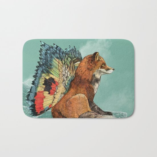 Flying Fox Bath Mat