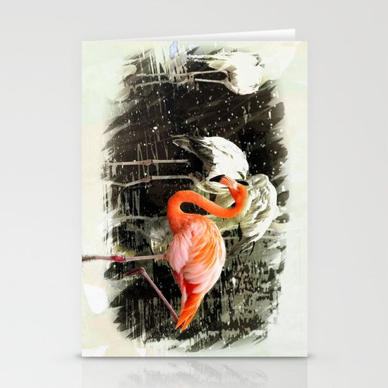 Standing Out Stationery Cards