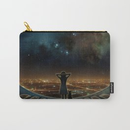 On top of the world Carry-All Pouch