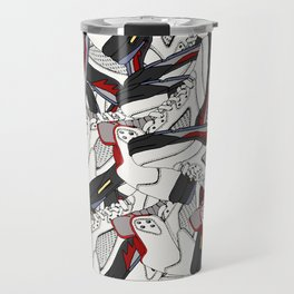 JRDN V FIRE Travel Mug